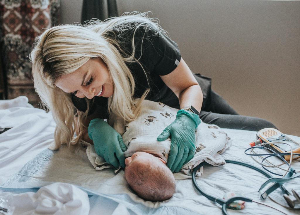 Brooks Birth Story by Los Angeles Birth photographer Diana Hinek